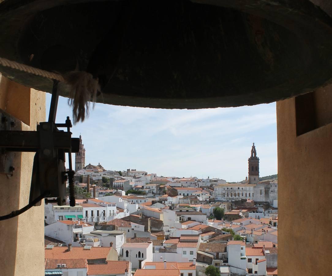 Jerez de los Caballeros, una de las localides más calurosas del territorio nacional con 34,7 grados