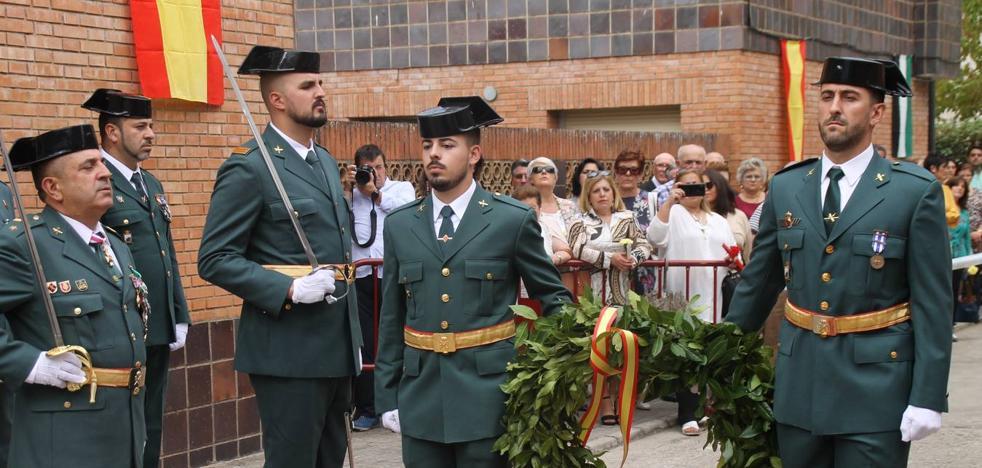 La Guardia Civil celebra el Día de su Patrona destacando su vocación de servicio durante 175 años