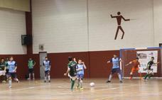 El Jerez Futsal buscará recuperar la senda positiva el sábado ante el Victoria kent tras caer ante el Ejido