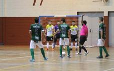 El Jerez Futsal se reencuentra con la victoria en su feudo al ganar al Victoria Kent por 5-3