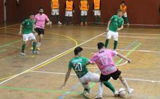 El Jerez Futsal sucumbe ante el Jaén a falta de 7 segundos para el final del partido