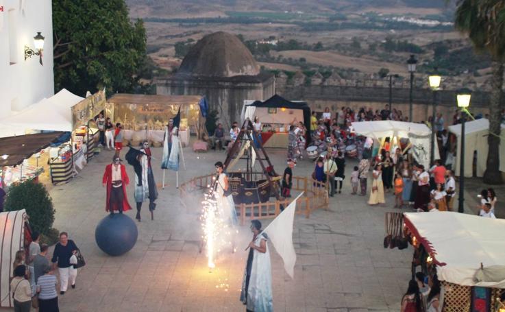 Escenarios naturales con magia y actividades para todos en el Festival Templario