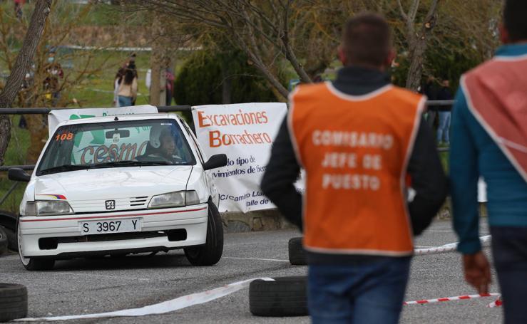 Jerez celebra la octava edición del 'Slalom Jerez de los Caballeros'