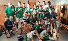 Gran victoria del Jerez Futsal ante El Álamo FS