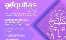 La Casa de la Cultura acoge, esta tarde, la presentación del proyecto 'Aequitas 50/50'