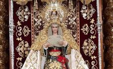 La novena en honor de Nuestra Señora del Rosario comienza, este sábado, en la iglesia de Santa Catalina