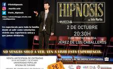 El cine-teatro Balboa acoge, este sábado, el espectáculo 'HIPNOSIS' a cargo de Sete Martín