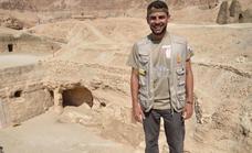 El egiptólogo Mario Méndez regresa a Egipto para continuar con el Proyecto 'Visir Amen-Hotep Huy AT-28-'