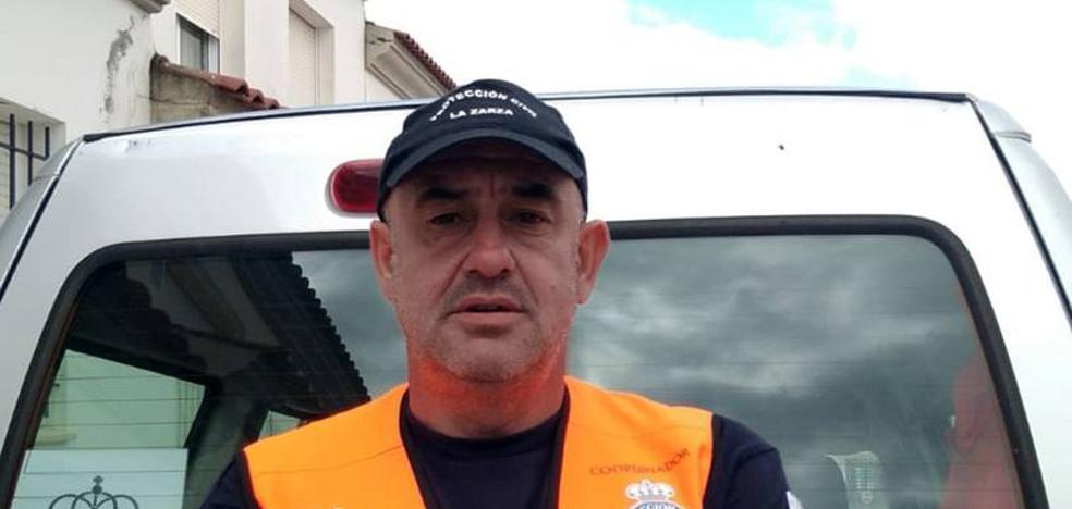 Entrevista a Manuel Martínez Rincón, jefe de la Agrupación Local de Protección Civil