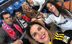 La Peña Madridista Zarceña visita el Bernabéu