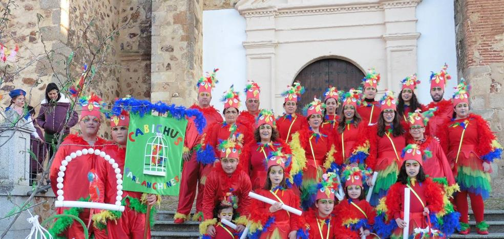 Publicado el programa del carnaval 2019
