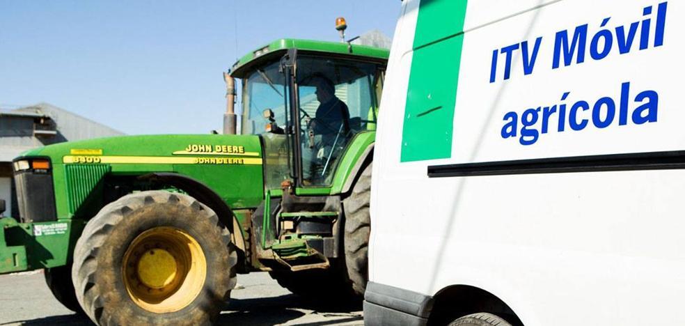 Los ciclomotores y vehículos agrícolas podrán pasar la ITV a partir del lunes