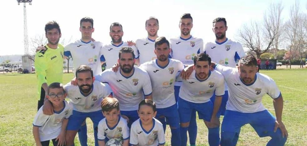 Contundente victoria ante la UD Zafra Atlético 'B'