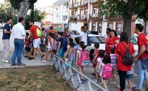 El colegio pondrá en marcha el programa 'Camino Escolar Seguro'