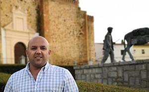 Joaquín Barrero, candidato del PP a la Alcaldía de La Zarza