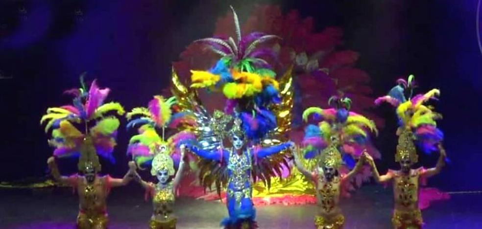 Priscilla Osiris gana el concurso nacional de Drag Queen de Águilas (Murcia)
