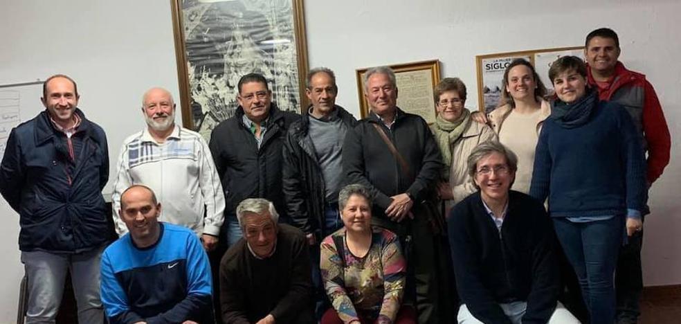La Hermandad de San Isidro estrena junta directiva