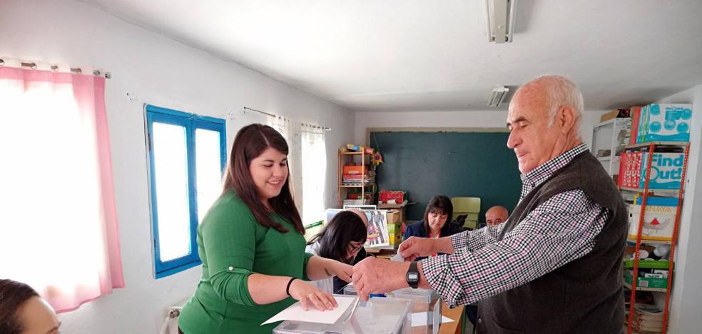El Partido Socialista gana con claridad las elecciones generales en la Zarza