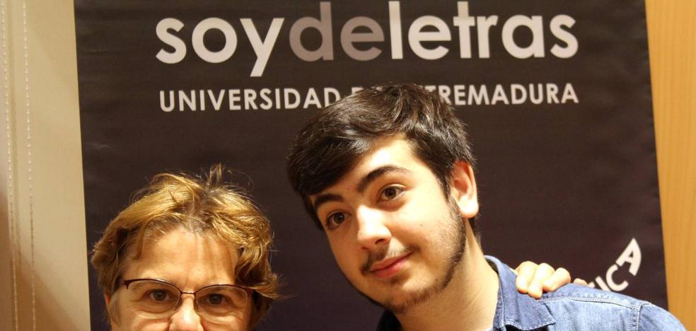 Un alumno del IES Tierrablanca, primer premio en las olimpiadas de Latín y Griego de Extremadura