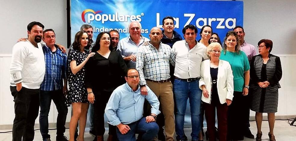El Partido Popular e Independientes presenta su candidatura a las elecciones municipales
