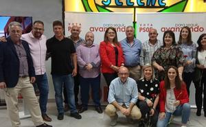El PSOE presenta la lista con la que concurrirá a las próximas elecciones municipales