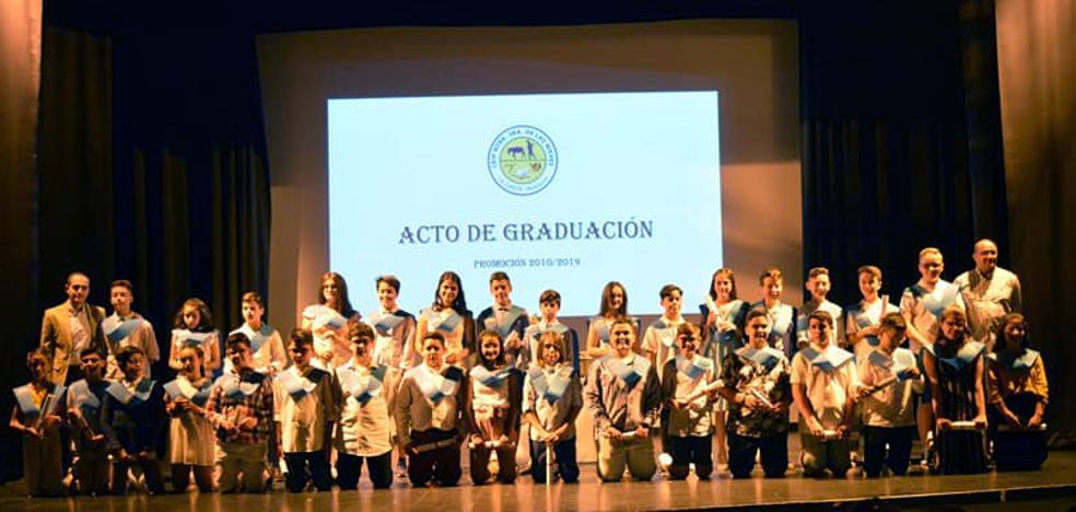 El Colegio celebra la graduación de los alumnos de Primaria