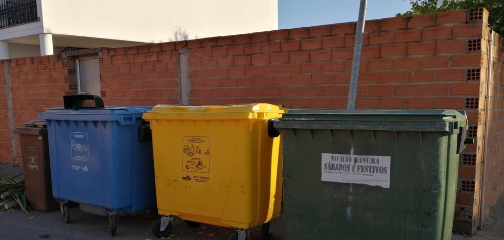 El Ayuntamiento recuerda el uso correcto de los contenedores
