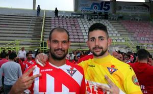 Miguel Ángel Trinidad y Sebas Gil renuevan con el Don Benito