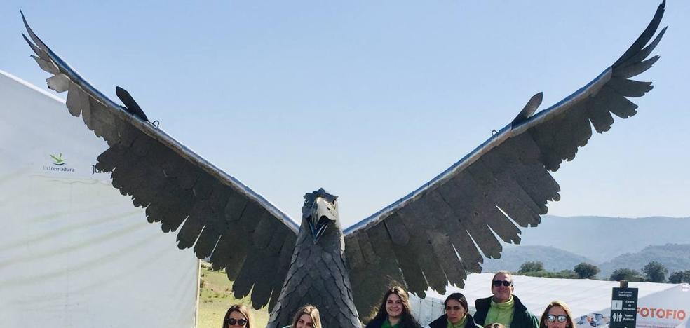 La Escuela Profesional 'Naturae' promociona la Mancomunidad Integral de Municipios Centro