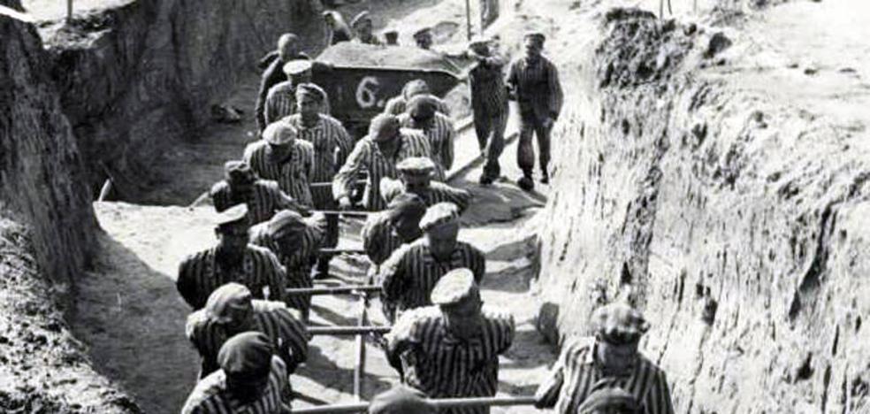 Cuatro zarceños en el listado de españoles muertos en el campo de concentración de Mauthausen