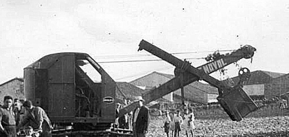 'Juan Bueno' y la tierrablanca: de la mina 'La Zarceña' a la de 'San Rafael'