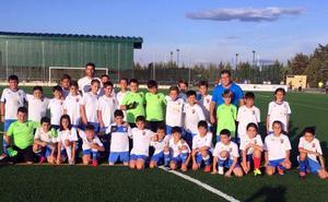 La escuela de fútbol del CD Zarceño ya es una realidad
