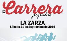 Este miércoles finaliza el plazo de inscripciones para la Carrera Popular