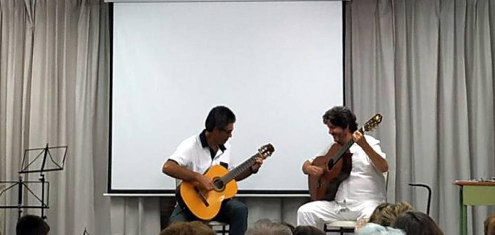 El día 31 finaliza el plazo de inscripción para la Escuela de Música
