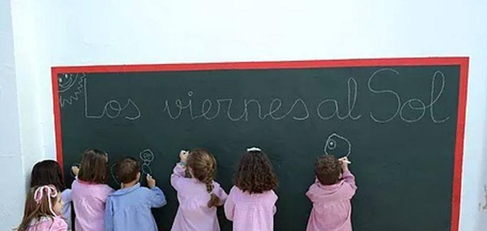 El colegio recibe una mención honorífica en los premios 'Tomás García Verdejo'