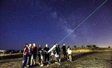 La observación de las estrellas copará el fin de semana