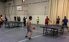Arranca una nueva liga de ping-pong
