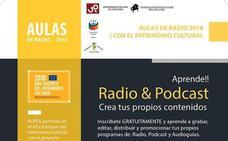 Conoce la radio con el proyecto 'Aulas de Radio' en Llerena