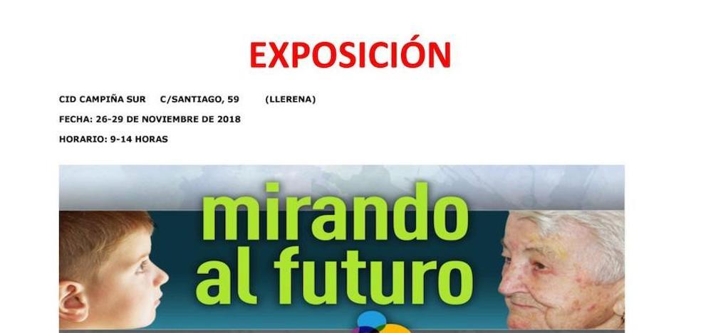 'Mirando al futuro', nueva exposición organizada por la Unión Democrática de Pensionistas