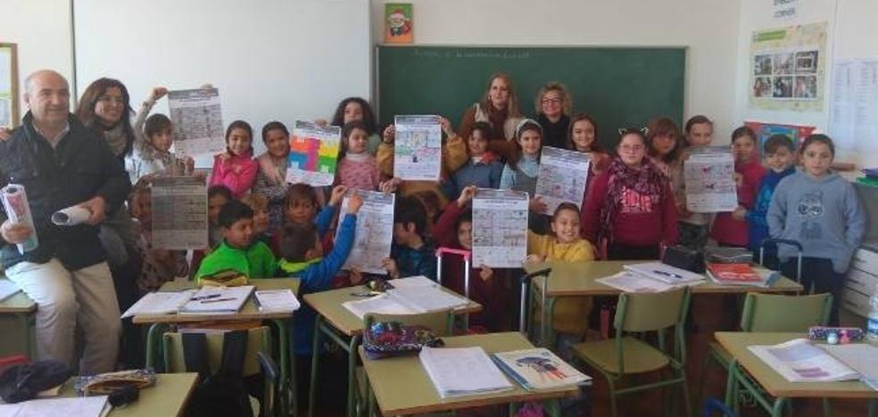 Los más chicos colaboran con el 'Día Internacional de las personas con discapacidad'