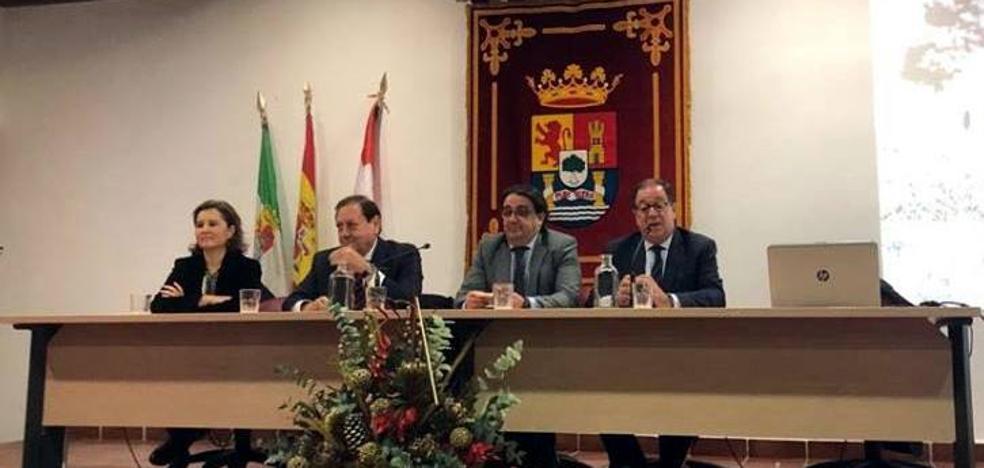 Los farmacéuticos de Extremadura se reúnen en Llerena