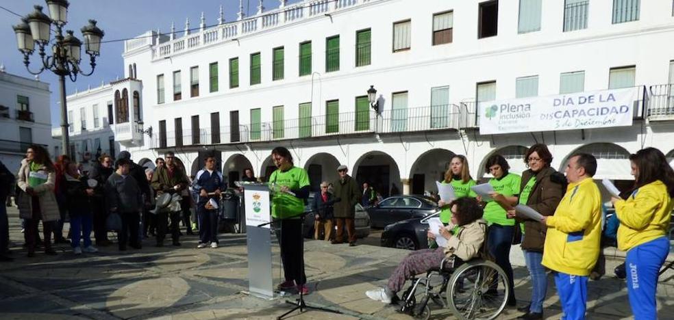 Llerena celebra el Día de la Discapacidad