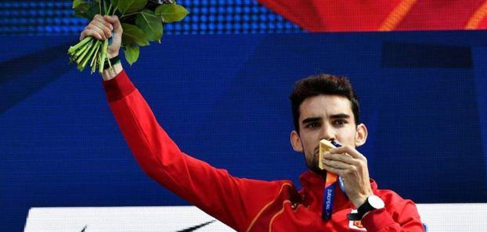 Álvaro Martín será homenajeado en la Gala Nacional del Deporte de la Asociación Española de la Prensa