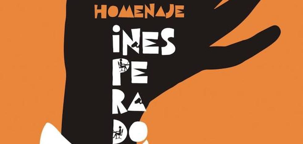 'Homenaje Inesperado' en La Merced el sábado