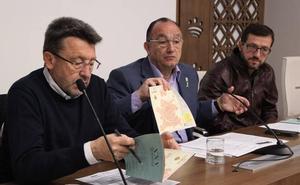 Presentación de la XXV Matanza Didáctica en la Diputación
