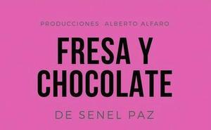 'Fresa y chocolate', en Llerena el viernes