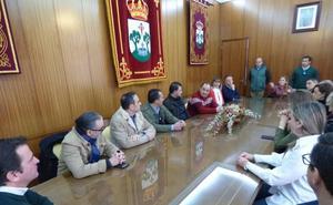 El responsable de Viajes El Corte Inglés de varias CC.AA. visita Llerena