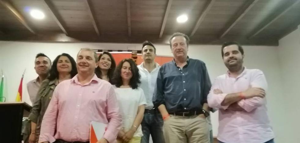 Ciudadanos presenta su candidatura a las municipales