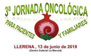 La III Jornada Oncológica para pacientes y familiares se celebrará el 13 de junio