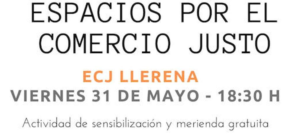 El ECJ organiza una actividad sobre comercio justo